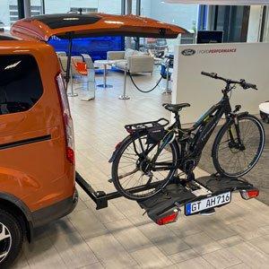 Fahrrad Transport