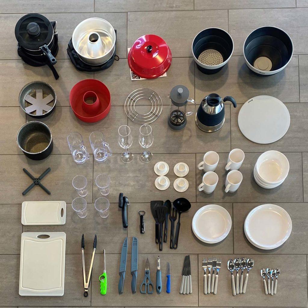 Küchen Vollausstattung