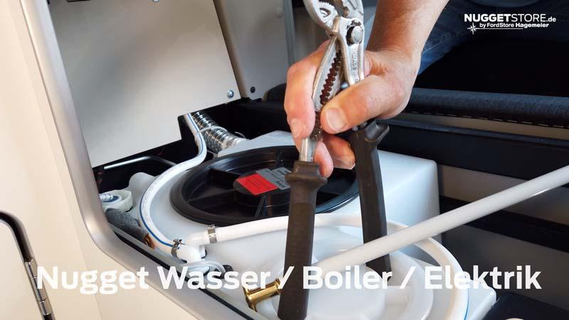 wasser boiler elektrik